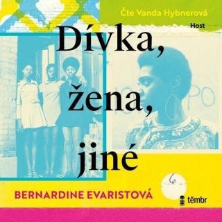 Dívka, žena, jiné - Evaristo Bernardine [Audio-kniha ke stažení]